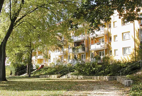 Humboldtstraße Regensburg
